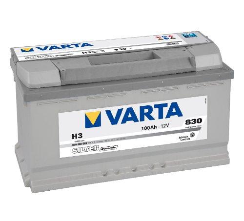 Varta Silver Dynamic 12 V 100 Ah 830 A