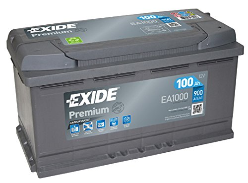 Exide Premium Superior Power EA1000 100Ah