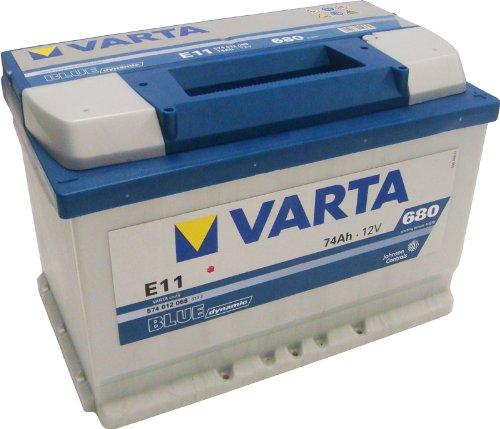 Varta Blue Dynamic 74Ah 680A