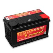 Ective PowerCell Autobatterie 12V 85Ah