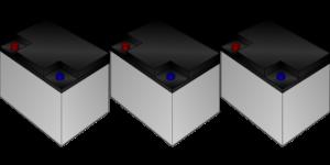 Start-Batterie